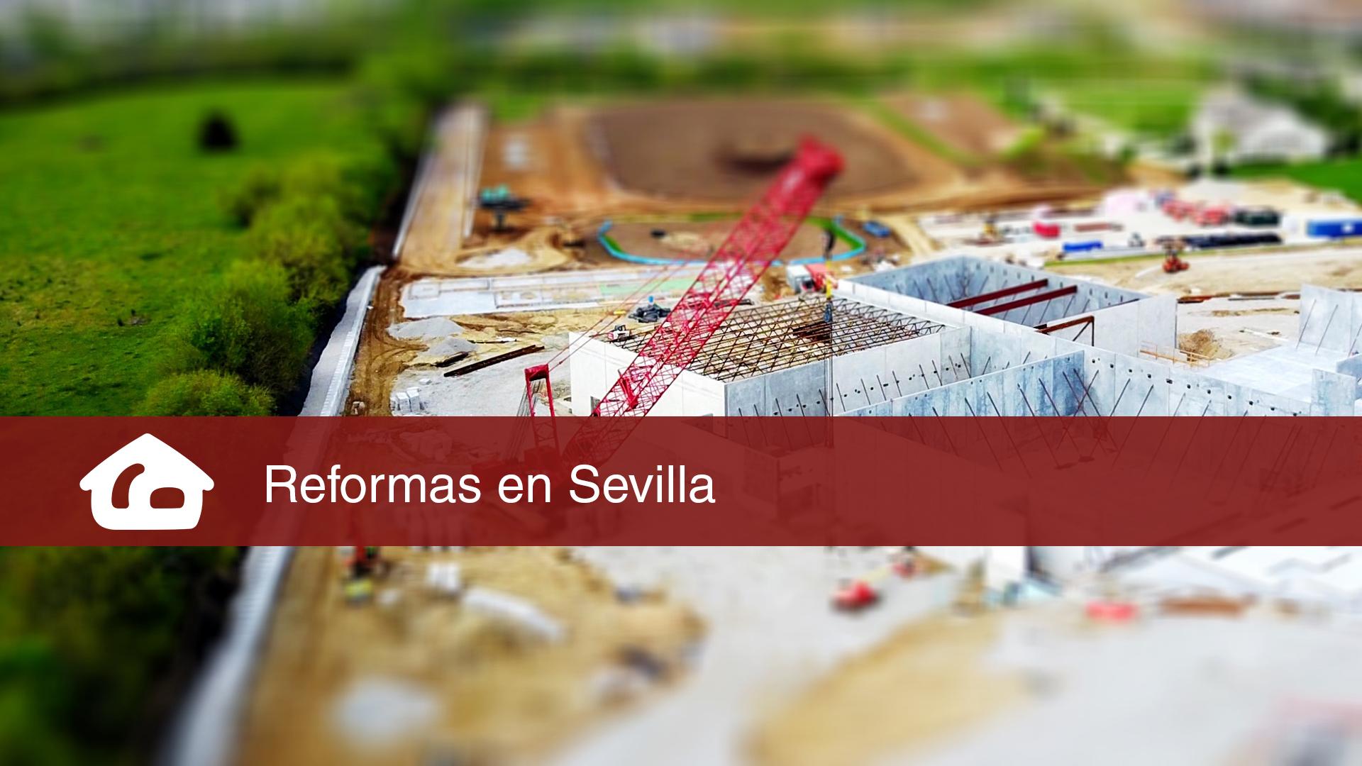 reformas en sevilla